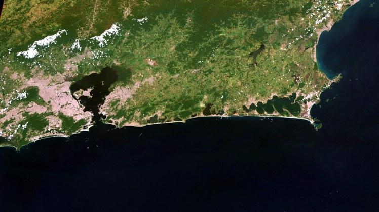 Baía da Guanabara - RJ
